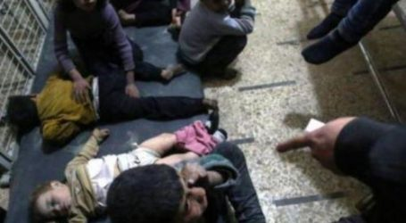 Sarin Used in April Syria Attack, Says Chemical Weapons Watchdog
