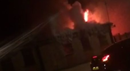 UK : Islamic Centre 'Gutted' in Arson Attack