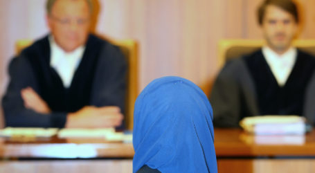German Judge Bans Woman From Wearing Headscraf In Court