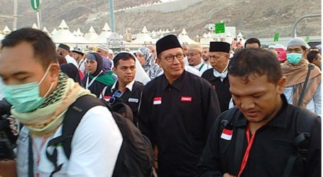 Indonesian Hajj pilgrims ready to Fly by the end of July