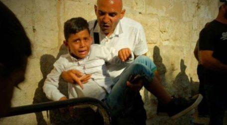 Muslim Worshipers Injured by Israeli Forces Near Al-Aqsa Mosque