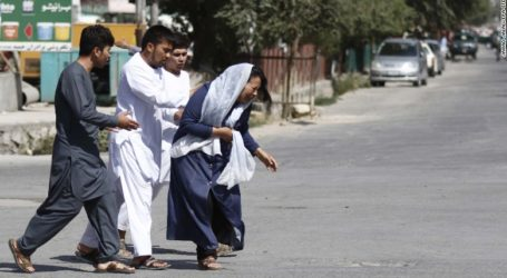 Suicide attack on mosque kills 30, wounds 50 people in Afghanistan