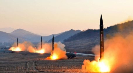 """Trump Says """"We Will Take Care of"""" North Korea Missile Launch"""