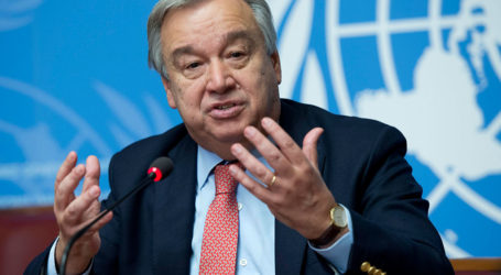 UN Chief Congratulates President Abbas on Reconciliation Agreement