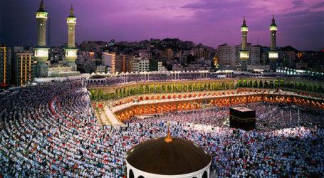 Over 2 Million Pilgrims Ready to Start Hajj Rituals Wednesday