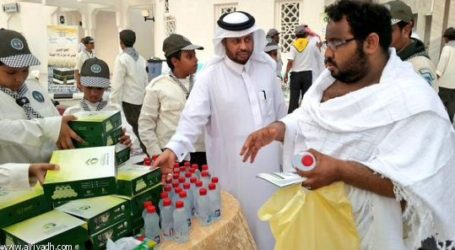 More Than One Million Free Meals Distributed to Pilgrims in Madinah