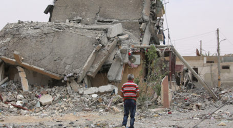 UN Condemns Targeting of Civilians, Infrastructure as Airstrikes Hit Raqqa, Syria