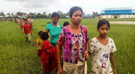 Terror And Persecution Go on for Myanmar's Muslim Minority