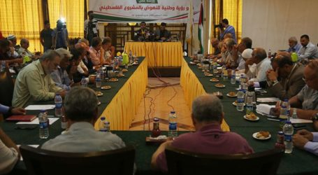 Gaza: Factions Call for Reforming the PLO
