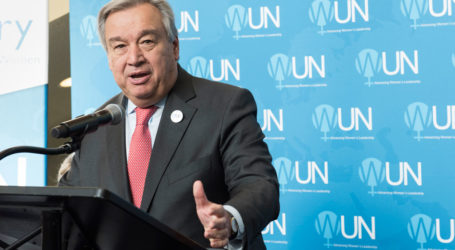 World Needs More Women MPs: UN Chief