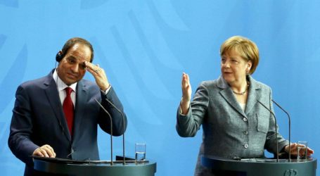 Germany, Egypt Agree Deal to Stem Migrant Flow