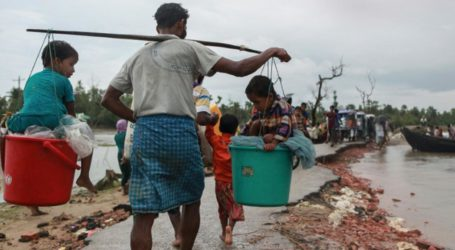 UNICEF Scales-up Relief for Rohingya