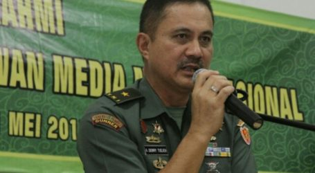 Indonesian Army Ready to Send Troops to Rakhine