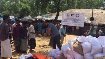 KRCS, IHH Cooperatein Helping Myanmar's Rohingyas
