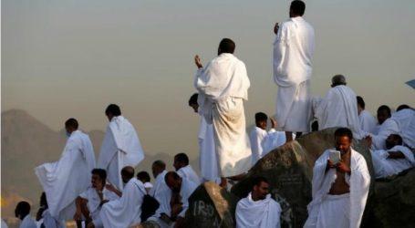 2 Million Pilgrims Pray for World Peace And Unity of Ummah