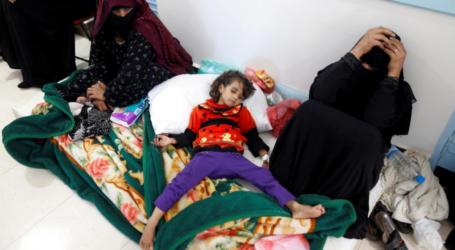 WHO: 700.000 Cases of Cholera in Yemen