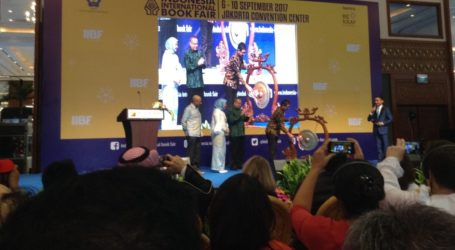 Indonesia International Book Fair 2017 Officially Opened