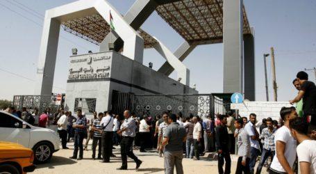 Egypt Opens Rafah Crossing for Return of Gazan Pilgrims