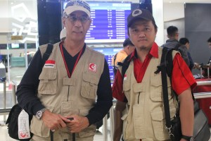 Amid the Heating of Myanmar Conflict, MER-C Sends a Team