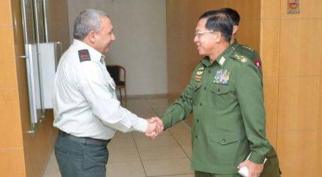 Israel Sells Weapons to Myanmar