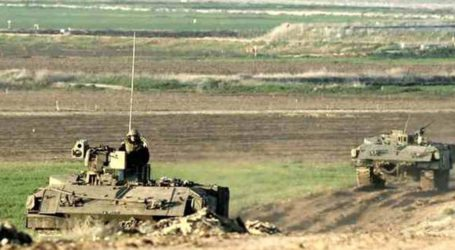 Israeli Army Carries Out Limited Incursion Into Gaza