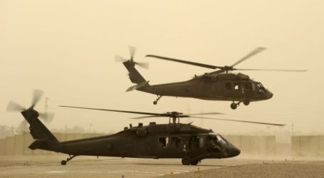Afghanistan Gets US-Made Black Hawk Helicopters