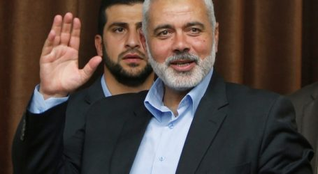 Hamas Sends a Letter to President Jokowi