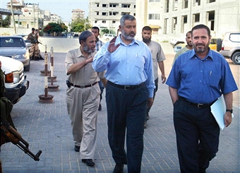 3 Hamas Leaders from West Bank to Join Egypt Talks