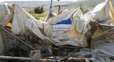 Europe to Demand Israel pay Compensation For Destroying Projects it Funded