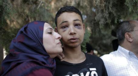 Palestinian Teens Mistreated by Israeli Police, Say NGO