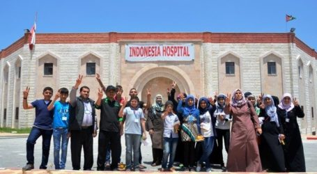 RS Indonesia Wins Award as The Cleanest Hospital in Gaza Strip