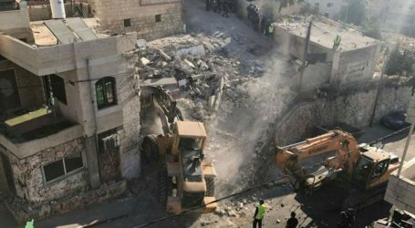 Israel Plans to Demolish 138 Palestinian Houses in Occupied Jerusalem