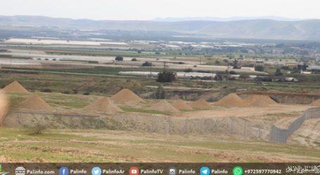 Israel Targets Over 60% of West Bank Land