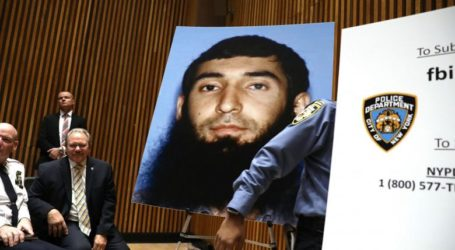 New York Terror Suspect Was 'Brainwashed', Says Sister