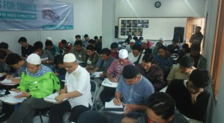 Al-Quds Training for Trainers to Uphold the Commitment of Liberation of Al-Aqsa