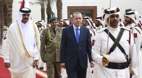 Turkey Pledges Qatar With Military Support