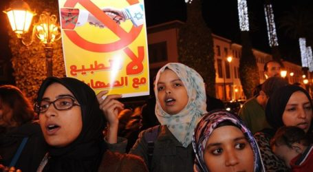 Moroccans Urge Government to Criminalize Normalization With Israel