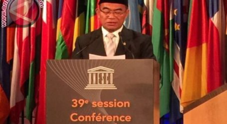 Indonesia Gathers Support to Be UNESCO Executive Member