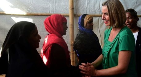 Rohingya Urges EU to Do More to End Violence in Myanmar