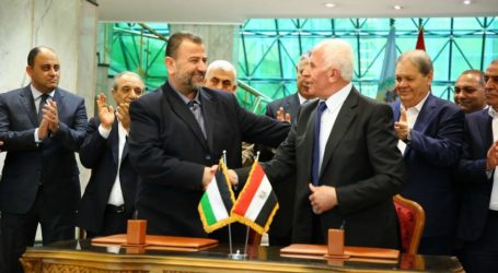 Palestinian Political Factions Agree on General Elections in 2018