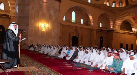 Rain Prayers Held at UAE Mosques and Mussalahs