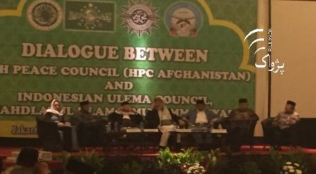 Jakarta Dialogue Urges Ulema Role in Afghan Peace