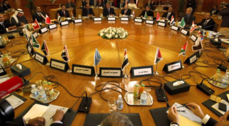 Arab League Rejects Agreement of Israel-Palestine US-made