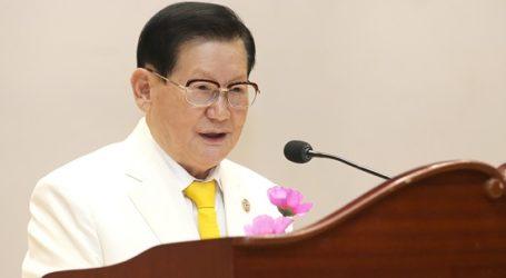 Korean Civil Society and Global NGO Advocate Peace in the Korean Peninsula and Globe