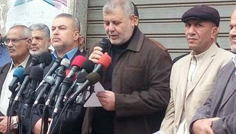 Palestinian Factions Call for Jerusalem Million-March on Friday