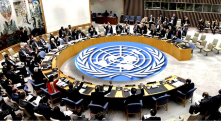 UNSC Holds Emergency Session to Discuss President Trump's Jerusalem Decision