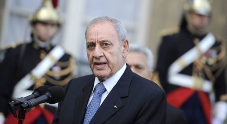 Berri: Lebanon Rejects Trump's Announcement Over Occupied Jerusalem
