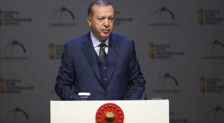Erdogan: Muslims being Targeted Through Blood, Strife