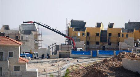 Israel to Build 300.000 Settlement Units in Jerusalem