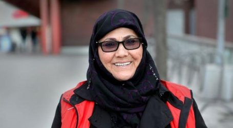 Turkish Muslimah Named Sweden's 'Hero of The Year'